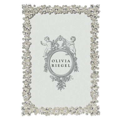 "Olivia Riegel Picture Frames Olivia Riegel Princess 4"" X 6"" Frame - Shipping October"