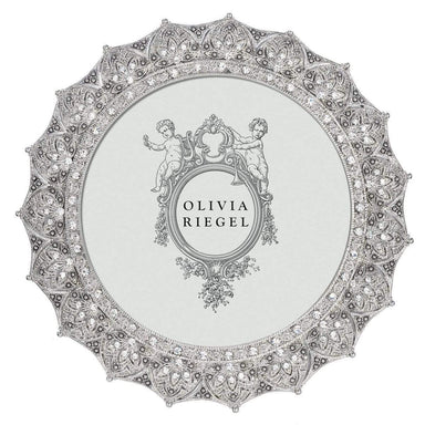 Olivia Riegel Picture Frames Olivia Riegel Windsor 4 Round Frame - Shipping December