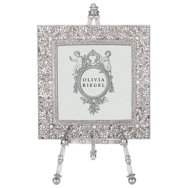 Olivia Riegel Picture Frames Olivia Riegel Windsor 4 X 4 Frame On Easel