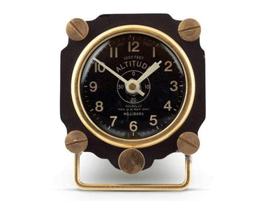 Pendulux Designs Giftware Pendulux Altimeter Table Clock