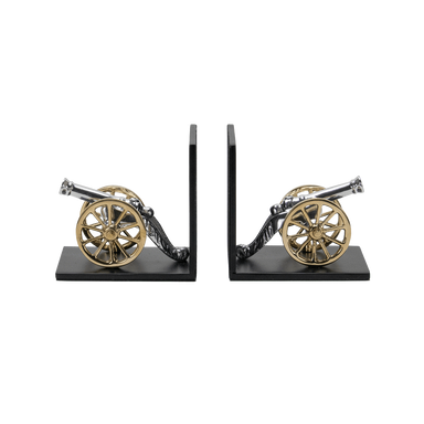 Pendulux Designs Giftware Pendulux Cannon Bookends