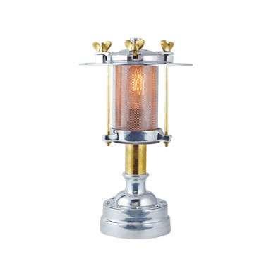 Pendulux Designs Lighting Pendulux Cascade Lamp Aluminum