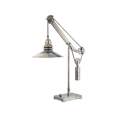 Pendulux Designs Lighting Pendulux Crane Table Lamp