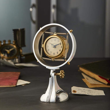 Pendulux Designs Giftware Pendulux Deco Microphone Table Clock