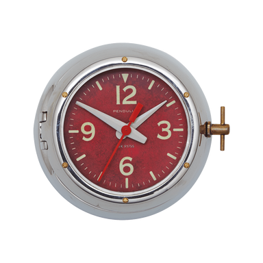 Pendulux Designs Giftware Pendulux Deep Sea Wall Clock Aluminum