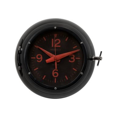Pendulux Designs Giftware Pendulux Deep Sea Wall Clock Black