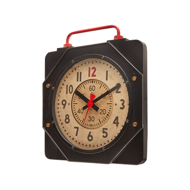 Pendulux Designs Giftware Pendulux Engine Room Wall Clock Large
