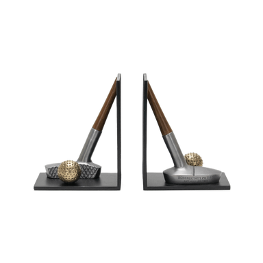 Pendulux Designs Giftware Pendulux Golf Bookends
