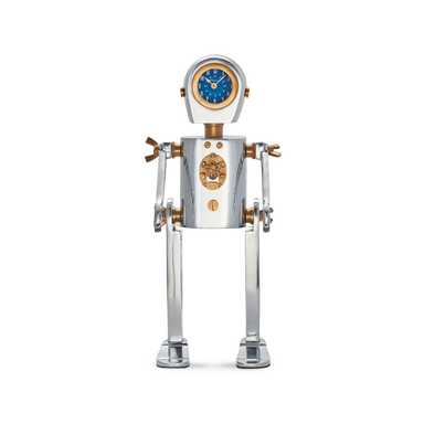 Pendulux Designs Giftware Pendulux Karl Robot Table Clock