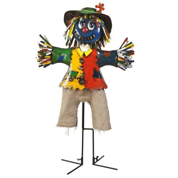 Think Outside Home Rate to be Quoted Boo the Scarecrow Large - E10730