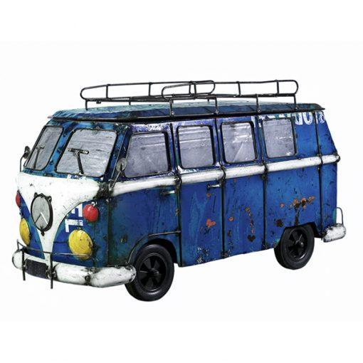 Think Outside Home Rate to be Quoted Kool Kombi '66 Dark Blue - E40311DB