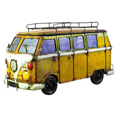 Think Outside Home Rate to be Quoted Kool Kombi '66 Yellow - E40311Y