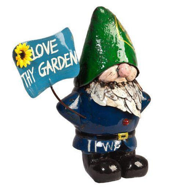 Think Outside Home Rate to be Quoted Larry the Gnome Love Thy Garden  - E15001