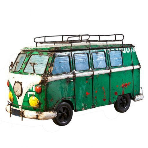Think Outside Home Rate to be Quoted Think Outside Kool Kombi '66 Dark Green - E40311DG