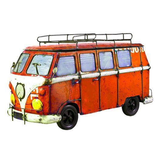 Think Outside Home Rate to be Quoted Think Outside Kool Kombi '66 Orange - E40311O