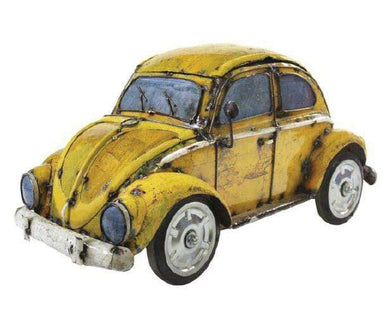 Think Outside Home Rate to be Quoted VW Bettle Yellow