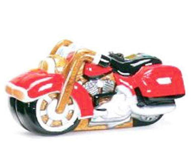 Timmy Woods Handbags Timmy Woods Big Bike Red