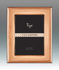 Tizo Designs Picture Frames Tizo 5x7 Hammered Beveled Copper Frame