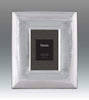 Tizo Designs Picture Frames Tizo 8x10 Wide Dimensional Hammered Sterling Silver Frame