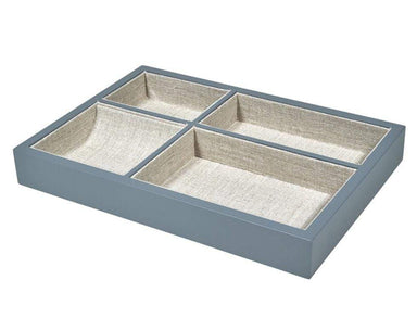 Tizo Designs Giftware Tizo Valet Tray Grey