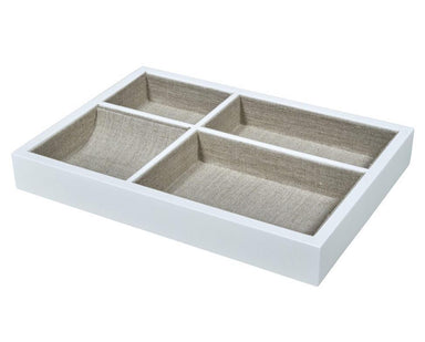 Tizo Designs Giftware Tizo Valet Tray White
