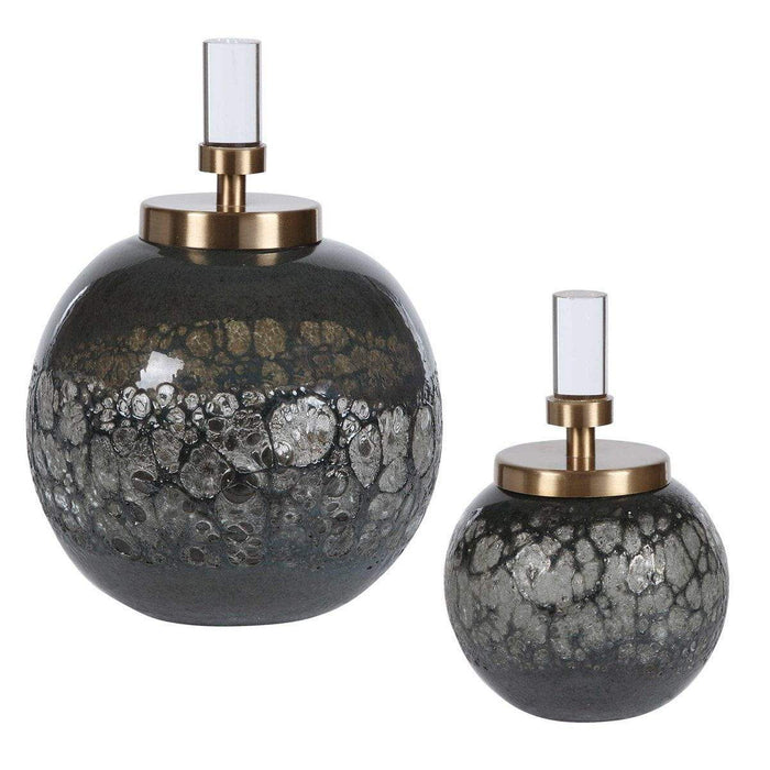 Uttermost Home Cessair Bottles, Set/2