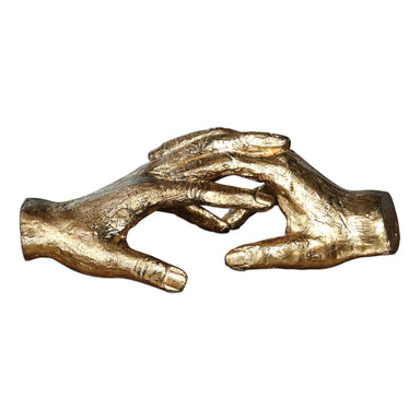 Uttermost Home Hold My Hand Sculpture