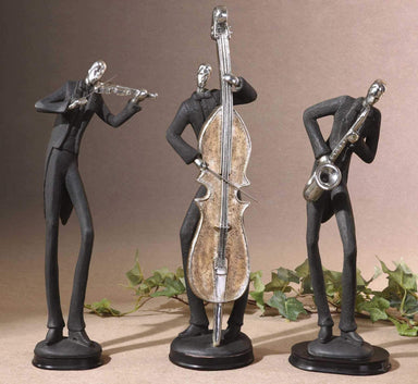 Uttermost Home Musicians Set/3