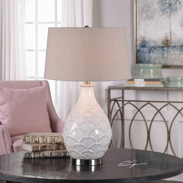 Uttermost Lighting Uttermost Camellia Table Lamp