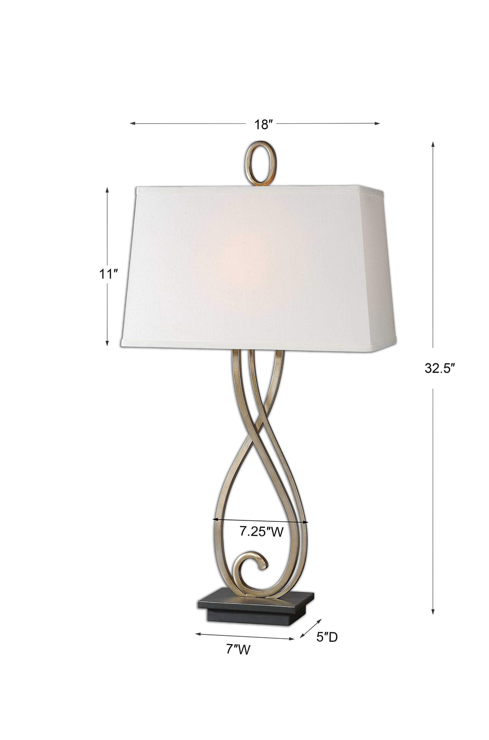 Uttermost Ferndale Table Lamp