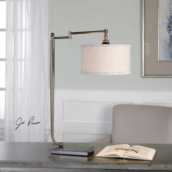 Uttermost Lighting Uttermost Lamine Buffet Lamp