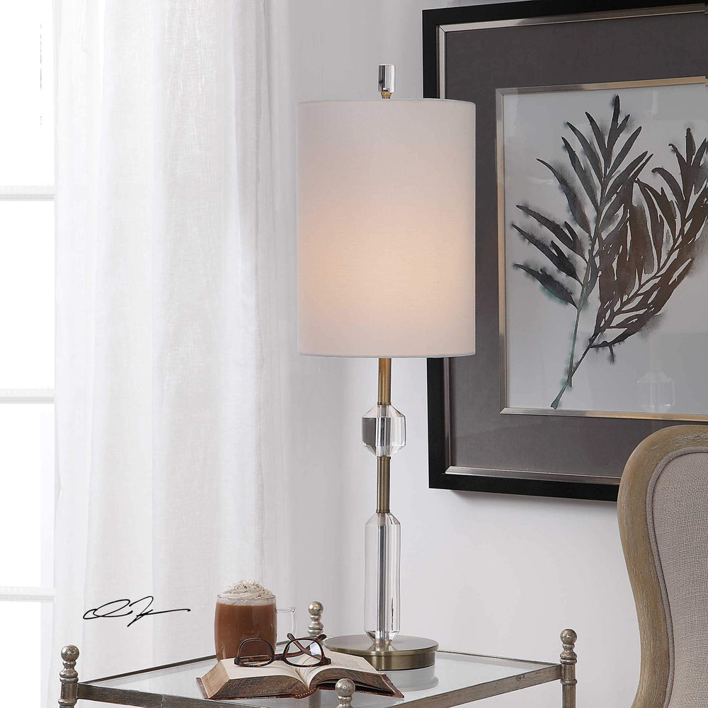 Uttermost Margo Buffet Lamp