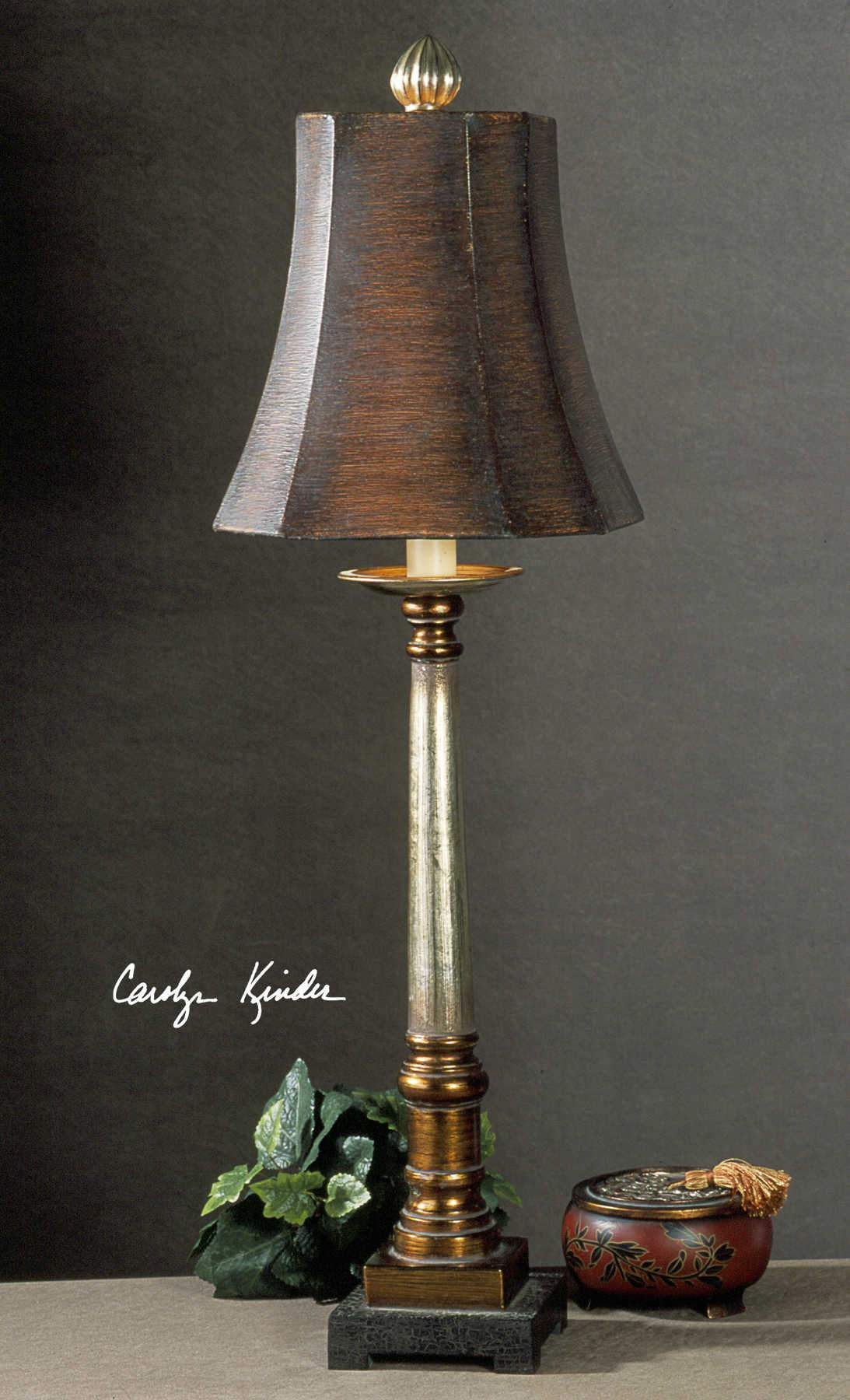Uttermost Trent Buffet Lamp; EST SHIP: MAY 27, 2021