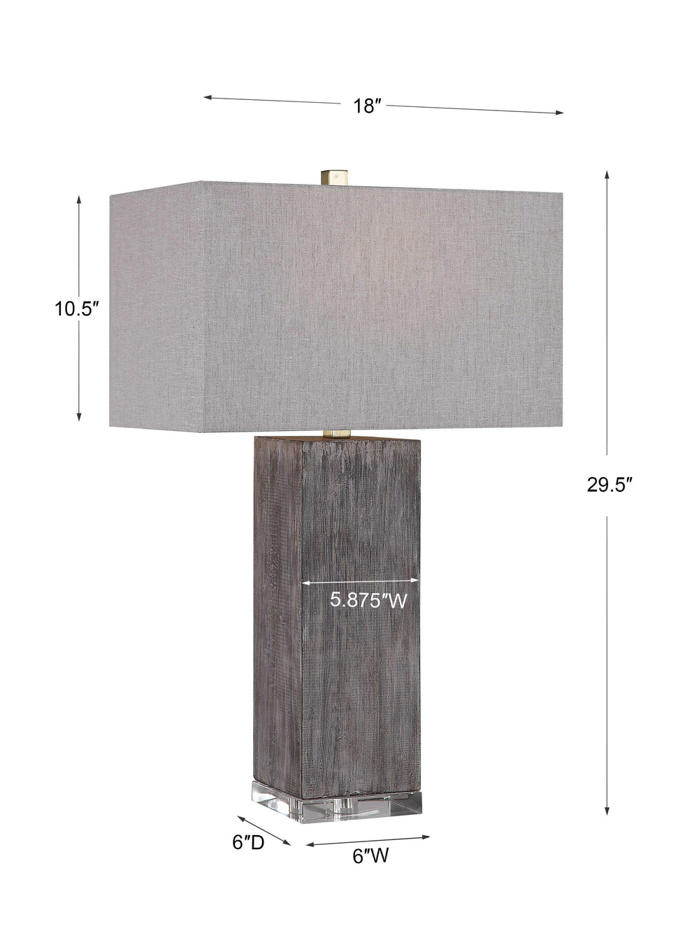 Uttermost Vilano Table Lamp