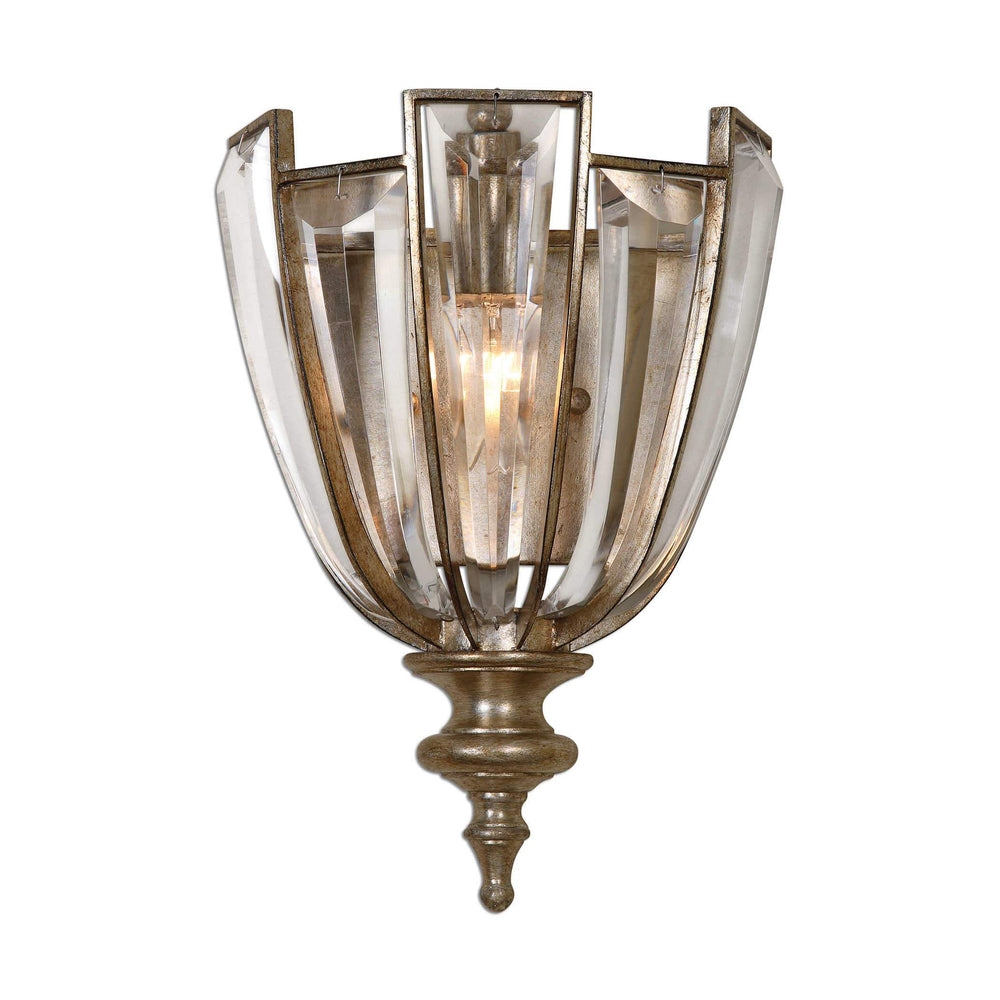 Uttermost Lighting Vicentina, 1 Lt Wall Sconce