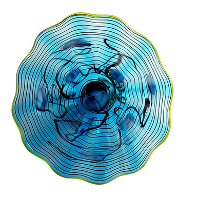 Viz Art Glass Home Classic Wall Art Small by Viz Glass