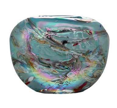 Viz Art Glass Art Glass Nebula Vase by Viz Glass