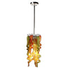 Viz Art Glass Lighting Viz Art ColorSelect Art Glass Pendant East Coast Autumn