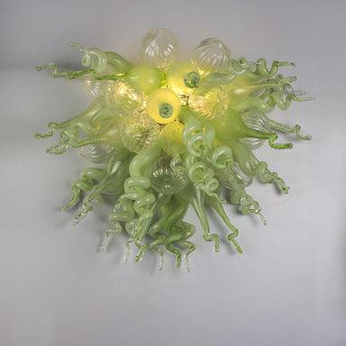 Viz Art Glass Lighting Viz Art Glass ColorSelect Sconce Mint Macaroon