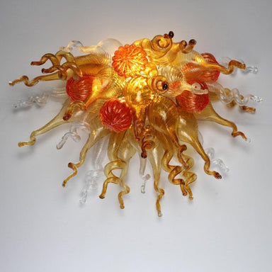 Viz Art Glass Lighting Viz Art Glass ColorSelect Sconce Sunshine