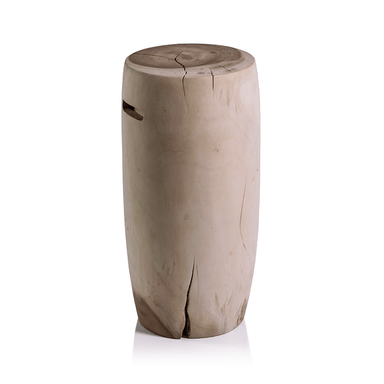Zodax Home Rate to be Quoted Tambor Acacia Wood Stool - Tall