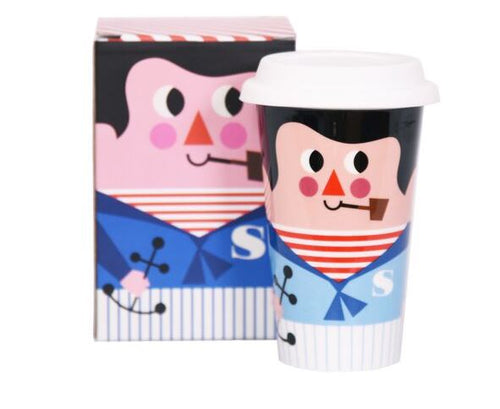 TRAVEL MUG SAILOR