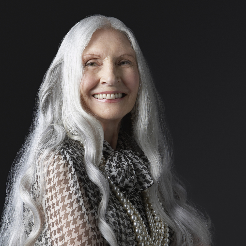 Gifts for women who transition to gray hair