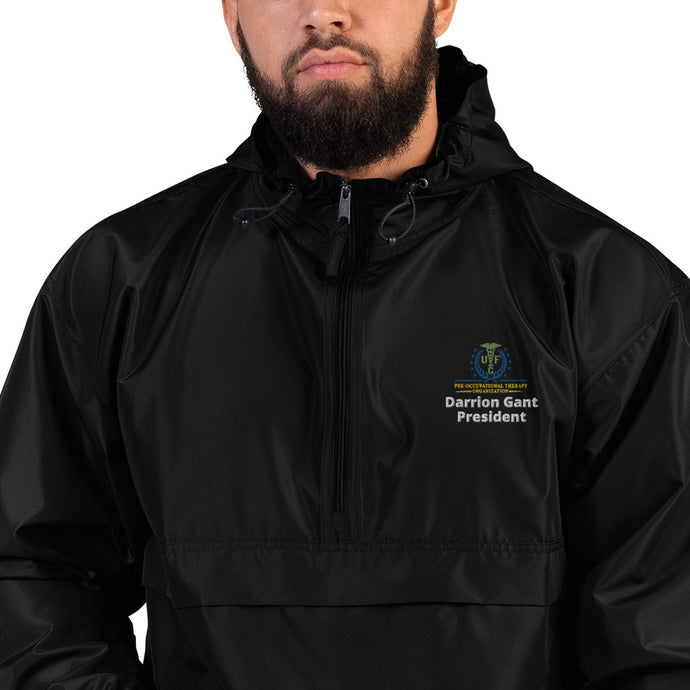 Darrion Champion Packable Jacket POTO
