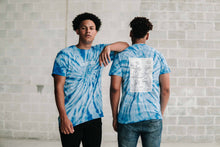 Load image into Gallery viewer, Tie Dye Coloring Book Tee 001