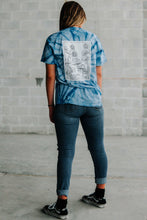 Load image into Gallery viewer, Women Tie Dye Tshirt