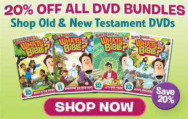 Save 20% on DVD Bundles