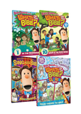 DVD 1, DVD 10, Sing Through The Bible DVD and Coloring Book