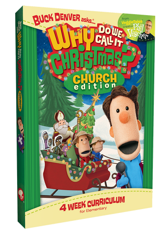 Why Do We Call It Christmas? Church Edition (Promo)