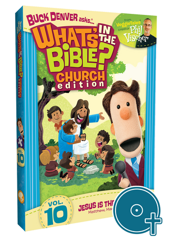 Church Edition Vol. 10 Classroom Disc